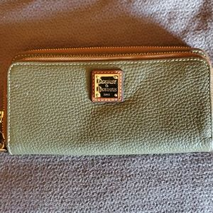 Dooney and Bourke Wallet/wristlet